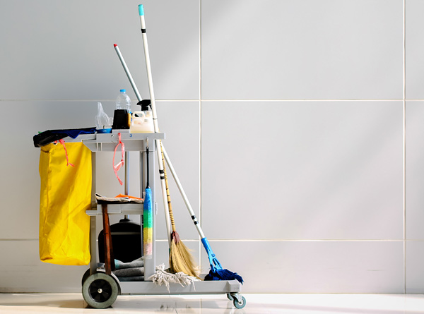 janitorial services in Dallas TX